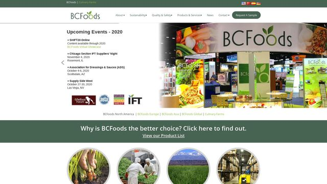 BCFoods Inc.
