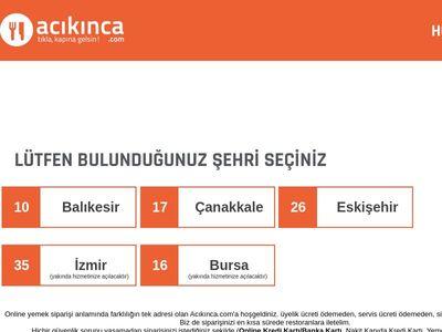 Acikinca.com