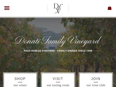 Donati Family Vineyard, Inc.