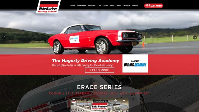 Skip Barber Racing School LLC