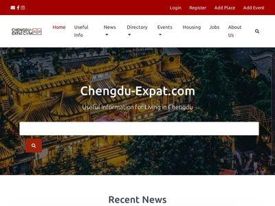 Chengdu Expat