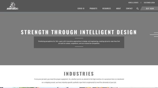 Samson Rope Technologies, Inc.