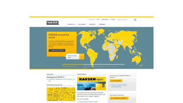 KAESER COMPRESSORS (India) Pvt. Ltd