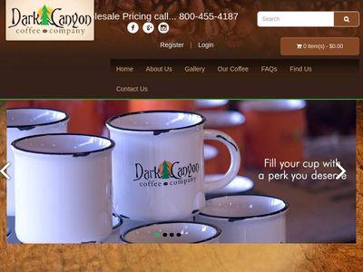 Dark Canyon Coffee Co