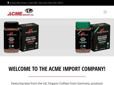 Acme Import Company