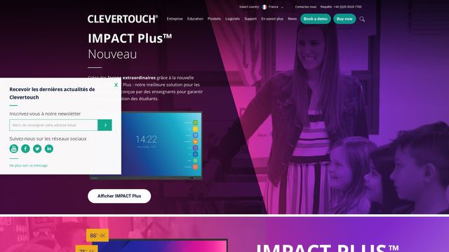 Clevertouch Technologies