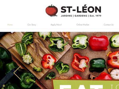 Jardins St-Leon Gardens Inc.