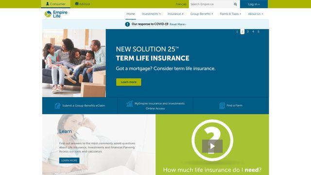 The Empire Life Insurance Company