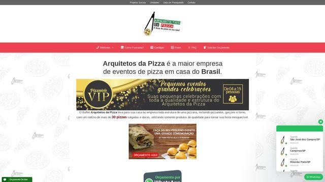 Arquitetos da Pizza