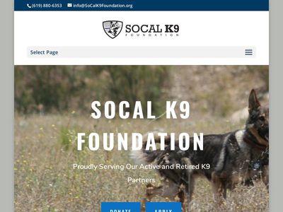 SoCal K9 Foundation