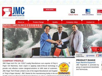 JMC Paper Tech Pvt. Ltd.