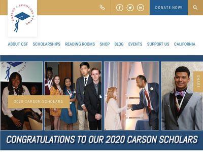 Carson Scholars Fund, Inc.