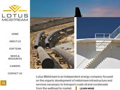 Lotus Midstream, LLC