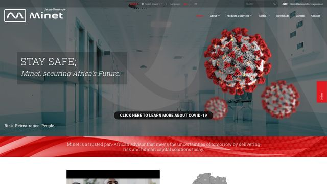 Minet Holdings Africa (Pty) Ltd