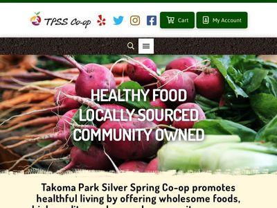 Takoma Park Silver Spring Co-op
