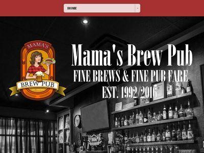Mamas Brew Pub
