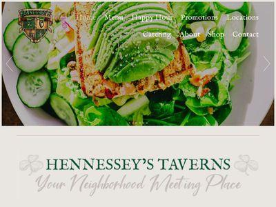 Hennessey's Tavern, Inc.