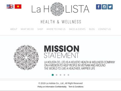 La Holista Co., Ltd.