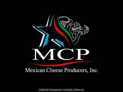 Mexican Cheese Producers Inc