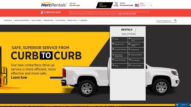 Herc Rentals Inc.