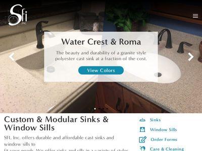 Sinks by SFI, Inc.