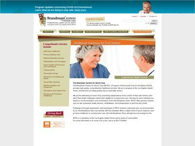 Brandman Centers for Senior Care
