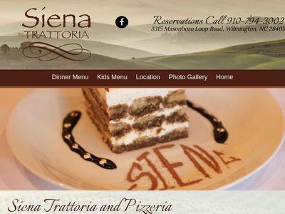 Siena Trattoria and Pizzeria