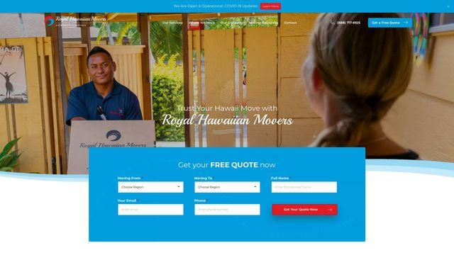 Royal Hawaiian Movers, Inc.