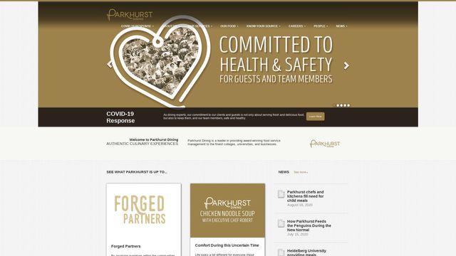 Parkhurst Dining Services, Inc.
