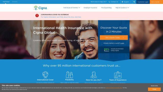 Cigna Europe Insurance Company