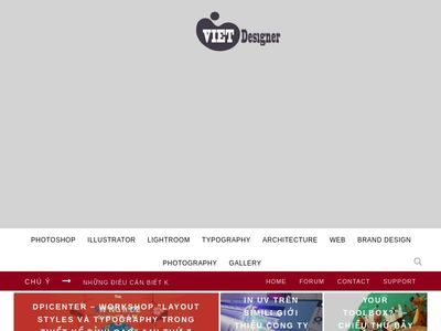 Diễn đàn Designer Việt Nam