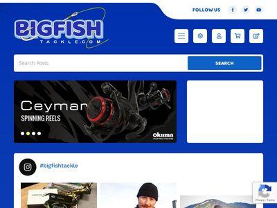 Fishing Reports and Forum   BigFishTackle.Com