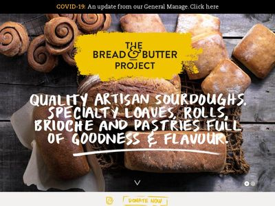 The Bread & Butter Project