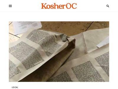 Kosher OC Magazine