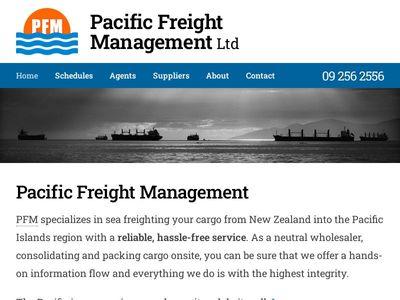 Pacific Freight Management Ltd
