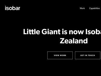 Isobar New Zealand