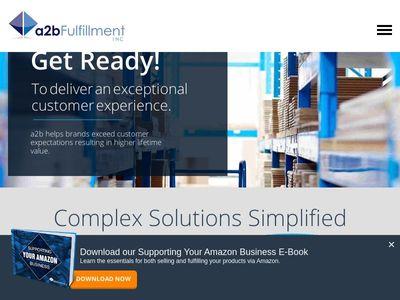 a2b Fulfillment, Inc.
