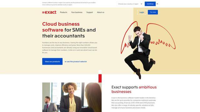 Exact Holding N.V.