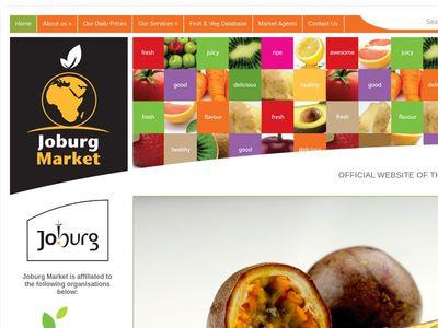 Joburg Market (Pty) Ltd.