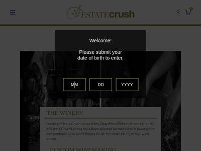 Estate Crush