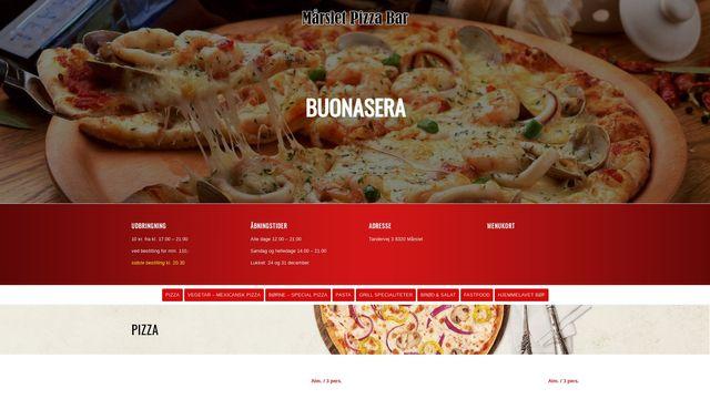 Pizza Buonasera