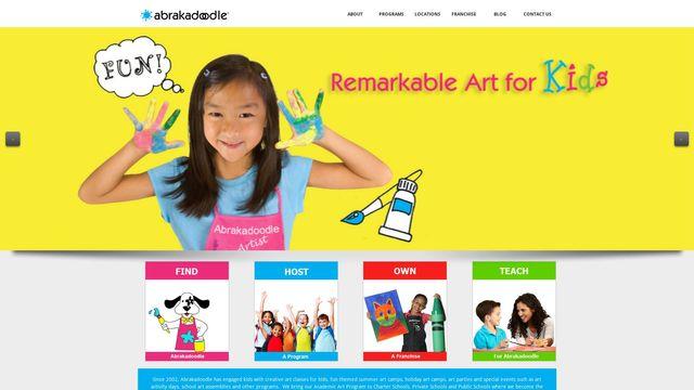 Abrakadoodle Inc.