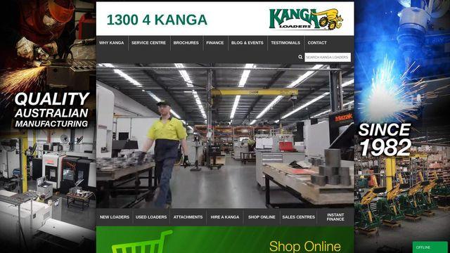 Kanga Loaders Global Pty Ltd