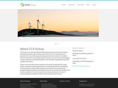 CCA Capital LLC