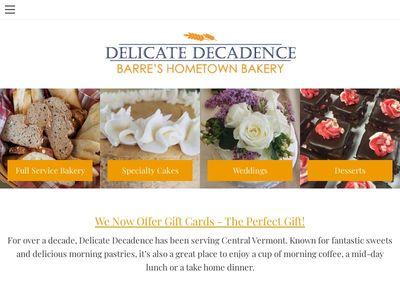 Delicate Decadence