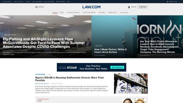 ALM Media Properties, LLC.