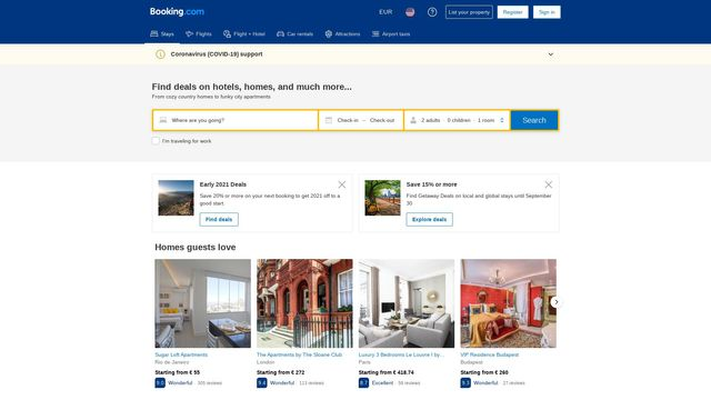 Booking Holdings Inc.