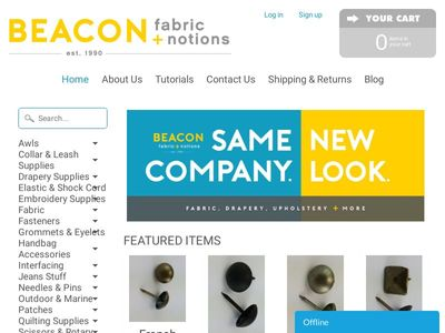 Beacon Fabric & Notions