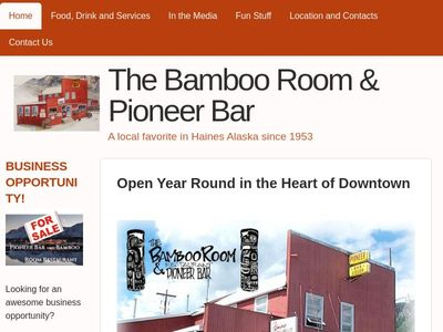 The Bamboo Room & Pioneer Bar