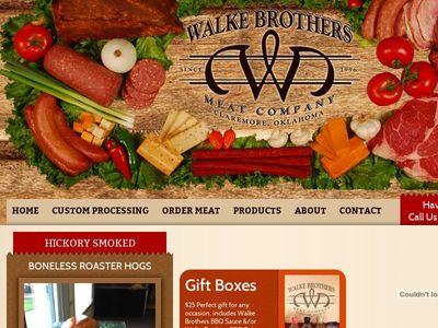 Walke Brothers Meat Co.